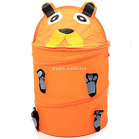 Кошик для іграшок Bambi Ведмідь 45х70 см (0282)