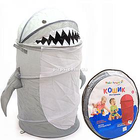 Кошик для іграшок «Країна іграшок» акула 43х60 см (GFP-101/112)