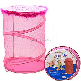 Кошик для іграшок «Країна іграшок» принцеси 43х60 см (XDP-190 / GFP-212)