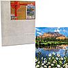 Картина за номерами Ідейка «Гірський пейзаж» 50x40 см (КНО2833)