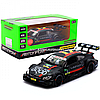 Машинка игровая автопром «Mercedes-AMG C 63 DTM», 14 см, свет, звук, двери открываются, черный (68447)