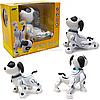 Игрушечная Собака на радиоуправлении Shantou Jinxing белая интерактивная 29*17*26 см (K16)