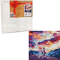 Картина за номерами Ідейка «Подих вітру», 40x40 см КНО2078, фото 1