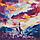 Картина за номерами Ідейка «Подих вітру», 40x40 см КНО2078, фото 3