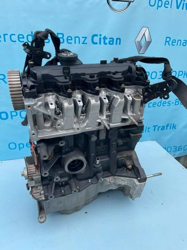 Двигатель k9kc612 6-ти ступка для Рено Дастер 1.5 dci Renault Duster 2010-2013 г. в.