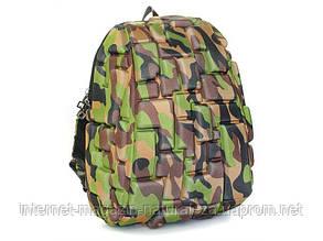 Ортопедичний рюкзак для першокласника ТМ Madpax BLOK Half UNDER COVER