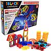 Магнитный конструктор Iblock «Цветные магниты» 96 деталей (PL-920-08)