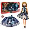 Набір лялька Emily «Висхідна зірка» і спідниця для дівчинки р. 40-76 см, 30 см, (QJ095A)