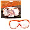 Маска для плавания Intex Wave Rider Masks оранжевая (55978)