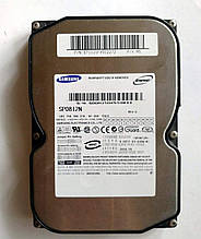 "927 HDD 80 GB Samsung IDE 3.5"" 7200 rpm 8MB - SP0812N - 3 переназначенных сектора"
