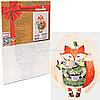 Картина за номерами Ідейка «Кава з зефирками» 30x40 см (КНО2472)