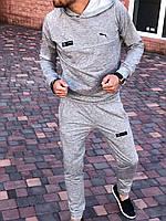 Ммужской весенний спортивный костюм Mercedes AMG
