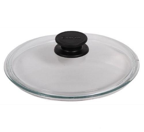 Крышка для сковороды Биол Крышка d24 см стекло, Крышка из жаропрочного стекла, Крышка стеклянная