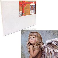 Картина за номерами Ідейка «Маленьке ангелятко» 40x50 см (КНО2309), фото 1