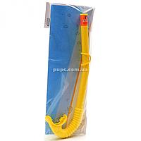Трубка для плавания Intex Желтая Hi-Flow (55922), фото 1