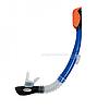 Трубка для плавання Intex Синій Hyper-Flow Sr. Snorkels (55924)
