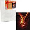 Картина за номерами Ідейка «Вогонь між нами 3 », 40x50 см КНО4777