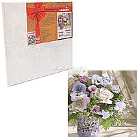 Картина за номерами Ідейка «Польовий букет» 40x40 см (КНО3087), фото 1