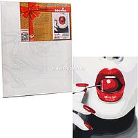 Картина по номерам Идейка «Сладкая вишенка» 40x50 см (КНО2671)