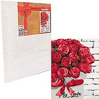 Картина за номерами Ідейка «Сюрприз для коханої » 40x50 см (КНО3070), фото 1