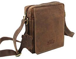 Чоловіча шкіряна сумка Always Wild 250589-2