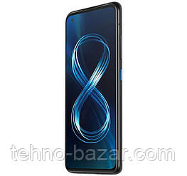 Смартфон ASUS ZenFone 8 ZS590KS 8/256GB Dual Sim Obsidian Black Qualcomm Snapdragon 888 4000 мАч