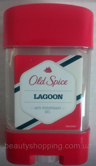 Old Spice Lagoon гелевий дезодорант для чоловіків
