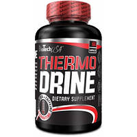 Жиросжигатели BioTech USA Thermo Drine  60caps