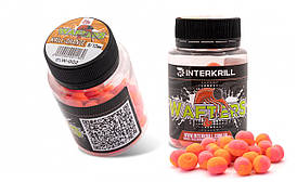 Бойлы Interkrill Wafters Krill-Orange 8/12мм, 25г