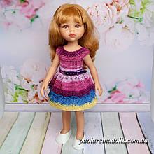 Плаття Ожина для ляльок Паола Рейну