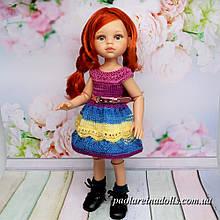Плаття Орхідея для ляльок Паола Рейну