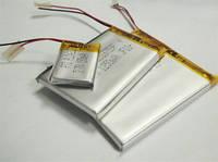 Литий-полимерный аккумулятор 4.2*66*110mm (5000mAh 3,7V)