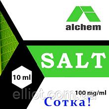 Підсилювач фортеці Сотка сольовий Alhenm 10мл 50gm/ml