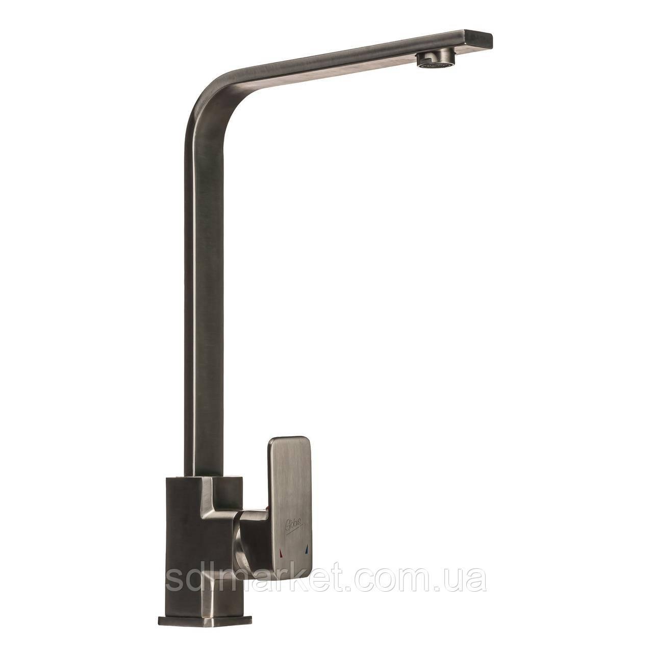 Змішувач для кухні Globus Lux SHK-203S-P