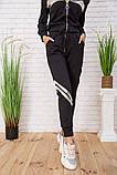 Спортивний костюм для жінок колір чорний, розмір L SKL87-297563, фото 5