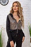 Cпортивный костюм для женщин цвет черный размер L SKL87-297567, фото 4