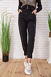 Cпортивный костюм для женщин цвет черный размер M SKL87-297568, фото 5