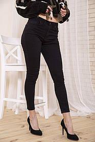 Джинси жіночі колір чорний розмір 31 SKL87-298948