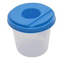 Стакан-непроливайка одинарный пластиковый Irbis №1