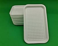 Подложка (лотки) из вспененного полистирола  (222*133*10) T-3-10 (250 шт)