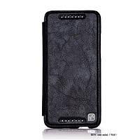 Кожаный чехол для HTC One mini M4/601E/601n/601s HOCO Crystal