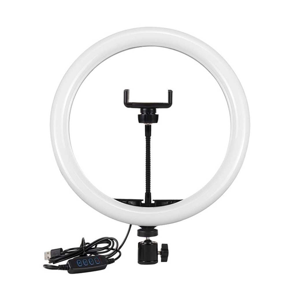 LED лампа Ring Light для селфи кільцева діаметр 30см