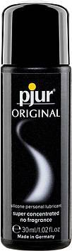 Универсальная смазка на силиконовой основе pjur Original 30 мл, 2-в-1: для секса и массажа Bomba💣