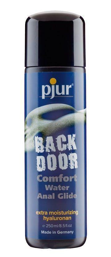 Анальная смазка pjur backdoor Comfort water glide 250 мл на водной основе с гиалуроном Bomba💣