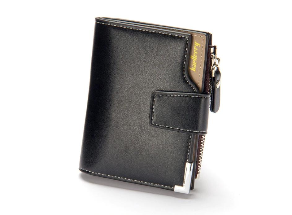 Чоловічий клатч гаманець портмоне Baellerry D1282