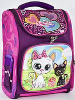 Школьный Ранец для Девочки Кошечки, фото 1
