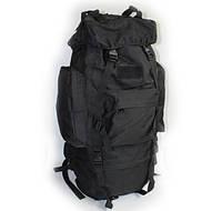 Рюкзак тактический (рейдовый) - 65л - олива, черный, камуфляж вудленд, фото 1