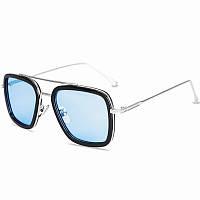 Очки Тони Старк , мужские солнцезащитные очки, Железный челове, солнцезащитные очки в стиле стимпанк