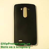 LG_D855_G3, черный силиконовый чехол, фото 1