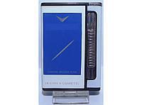 Портсигар с автоматической подачей сигарет и зажигалкой. На 20 сигарет алpr7-55
